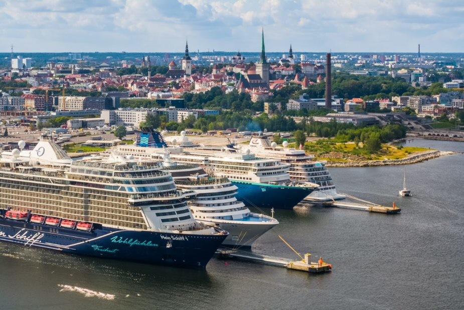 Tallinna Sadama kaubamaht kasvas, reisijate arv vähenes