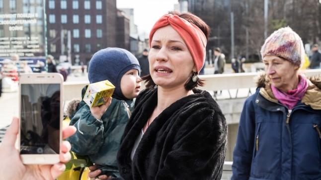 Meeleavaldusel osalenud Silvia Ilves: ma ei tea, kas endale kunagi andestan