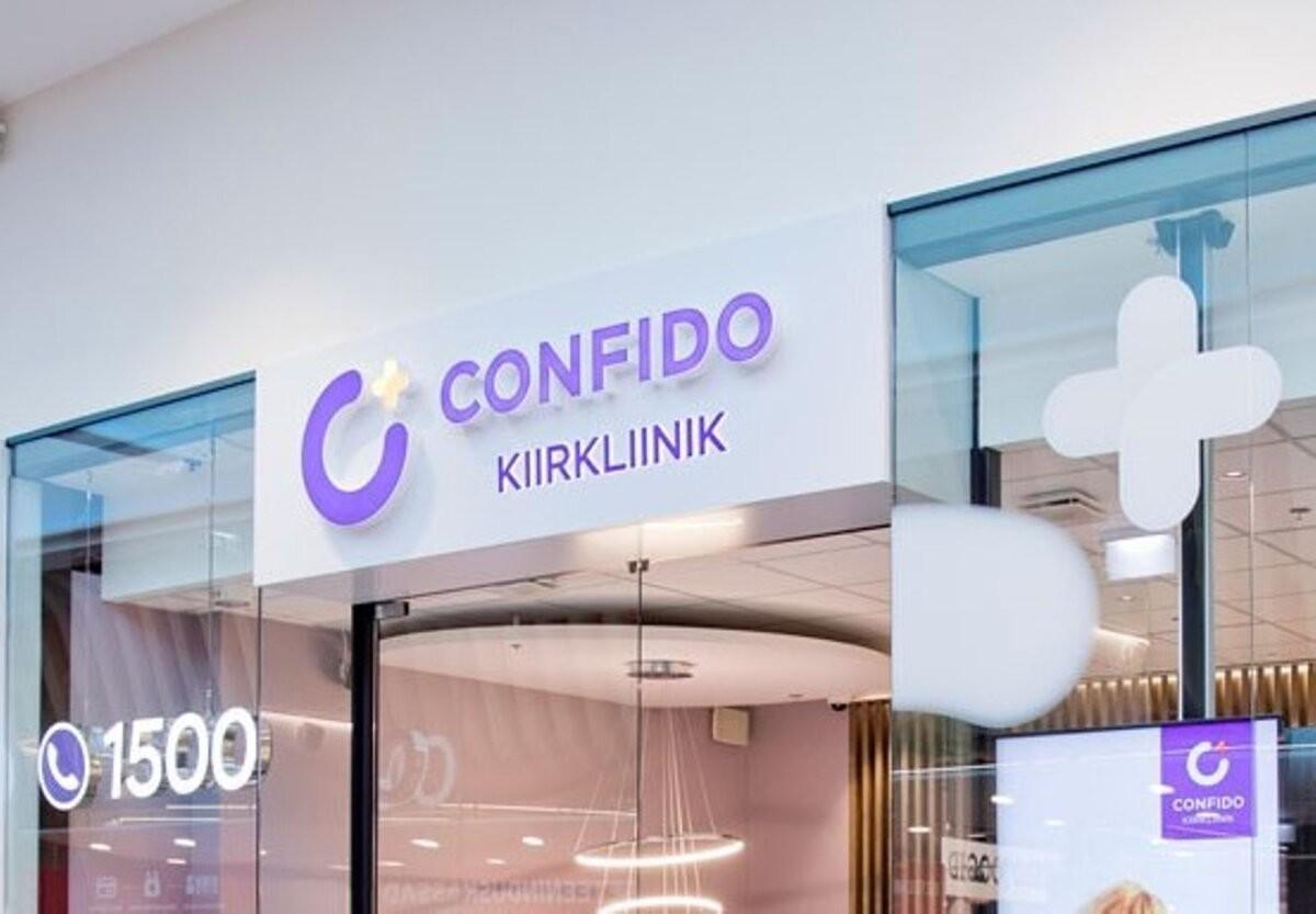 Confido avab kiirkliiniku Tartus