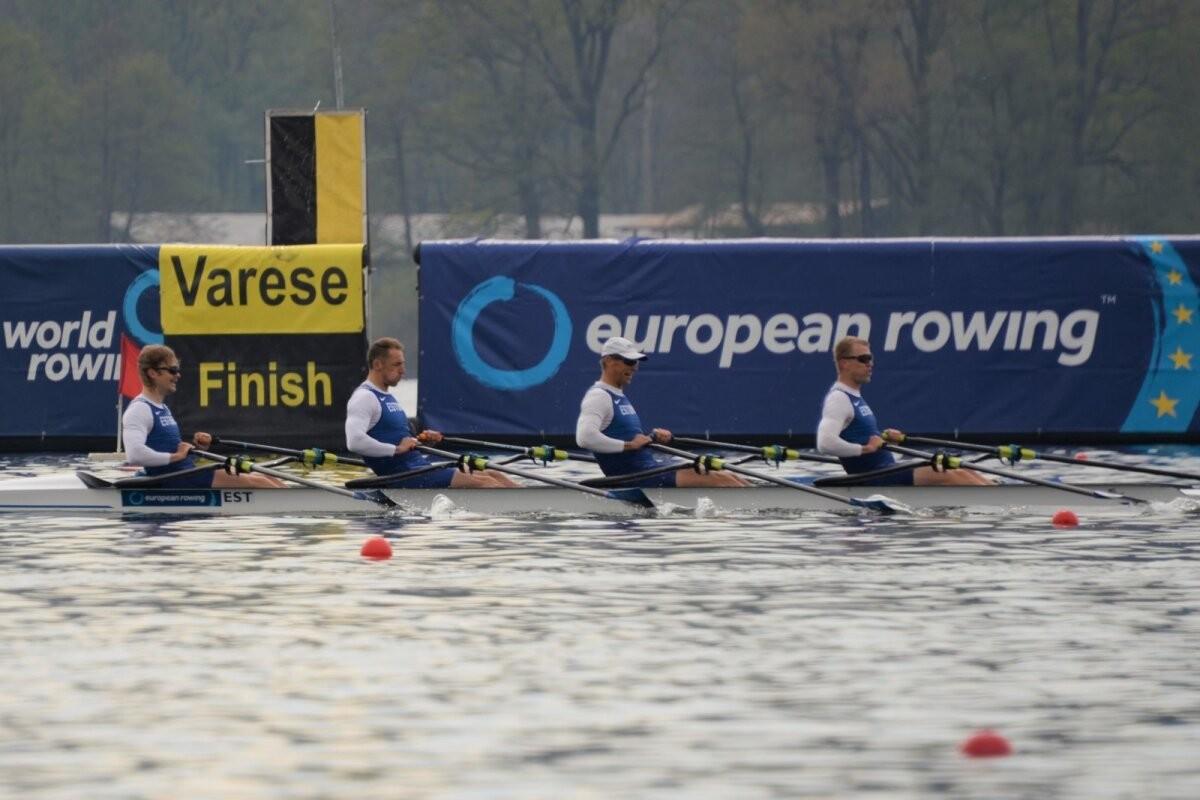 OTSEBLOGI | Eesti neljapaat püüab Vareses Euroopa meistrivõistluste medalit
