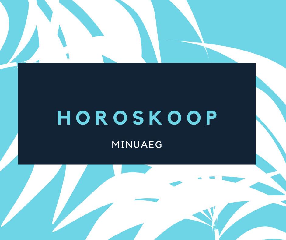 Horoskoop – Kolmapäev 5 mai