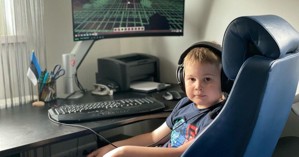Türi kandi poiss noppis üle-eestiliselt arvutimänguvõistluselt teise koha