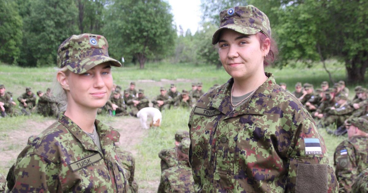 Kaitseväelaste järel võttis Nurmsi üle riigikaitselaager