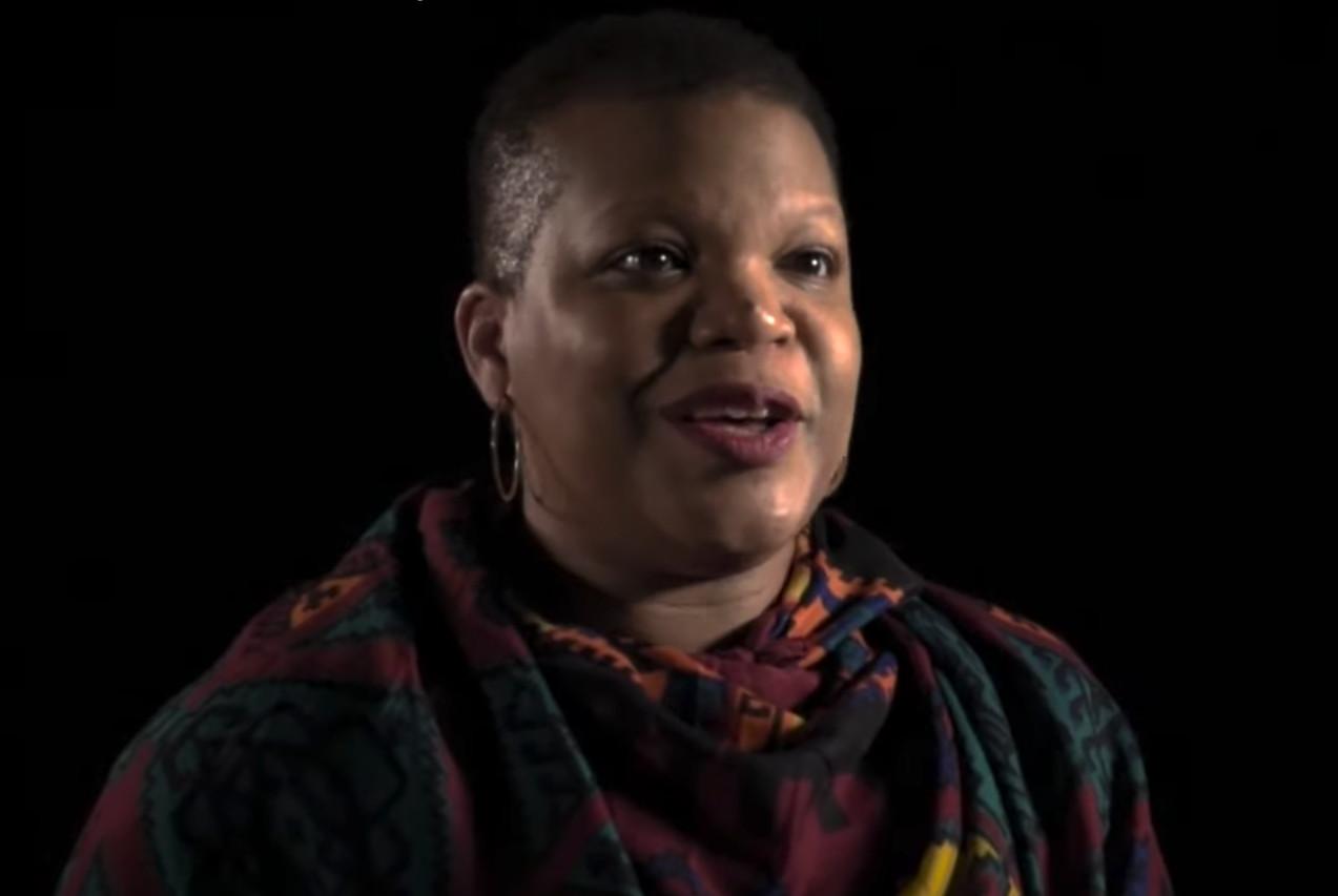 USA ülikooli must naisteoloogiaprofessor: Jumal, palun aita mul vihata valgeid inimesi