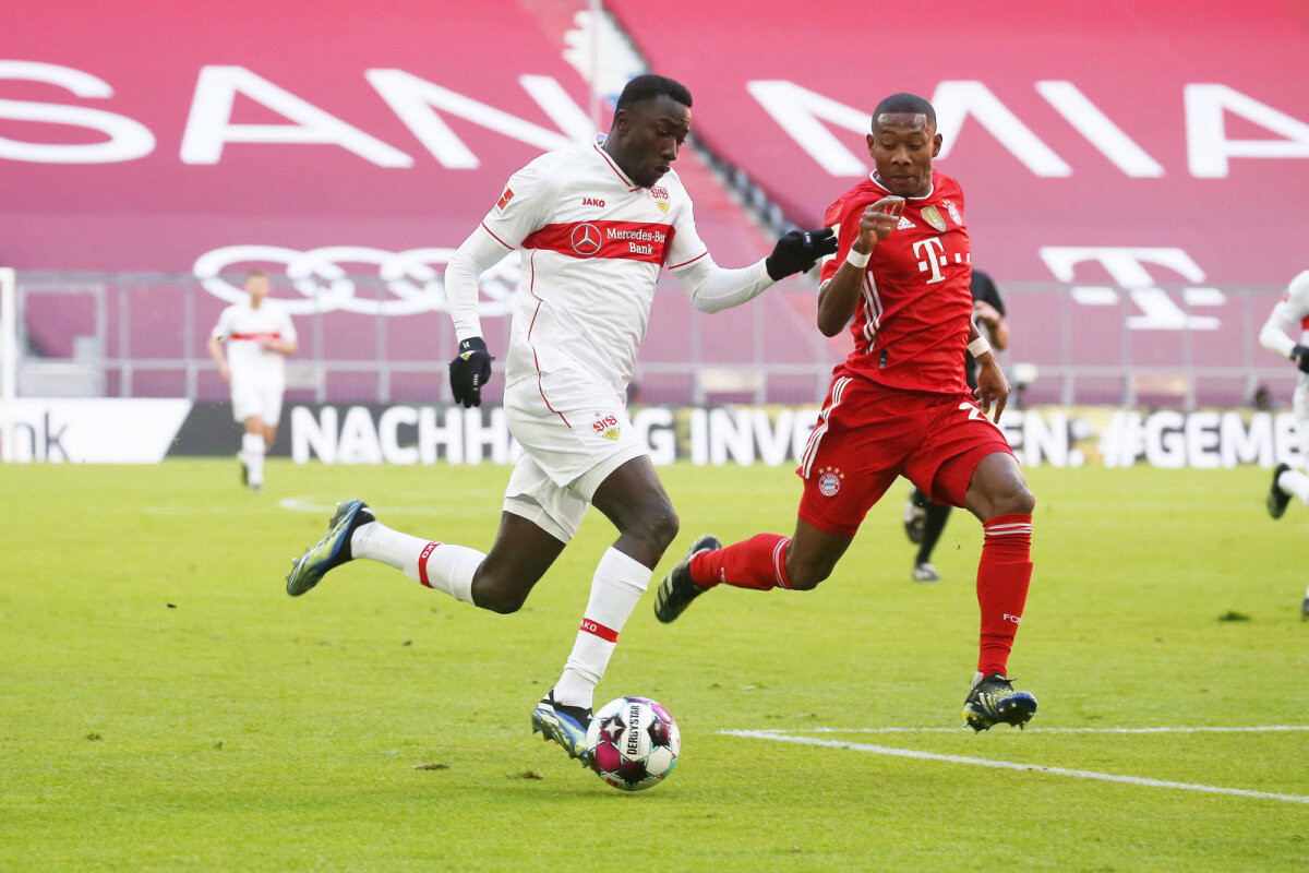 End nooremaks valetanud talendikas ründaja sai Saksamaa jalgpalliliidult karistada