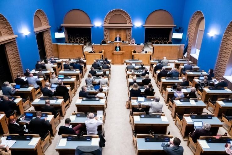 Riigikogu hakkab muutma ehitusseadustikku ja aktsiiside seadust