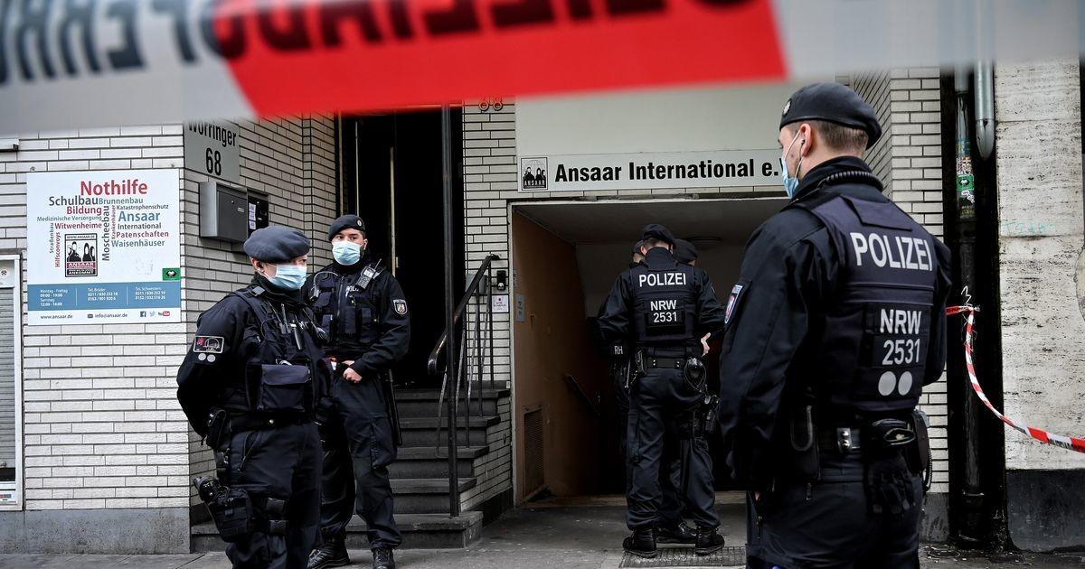 Saksamaa keelas islamiterrorismi rahastamises kahtlustatava ühenduse