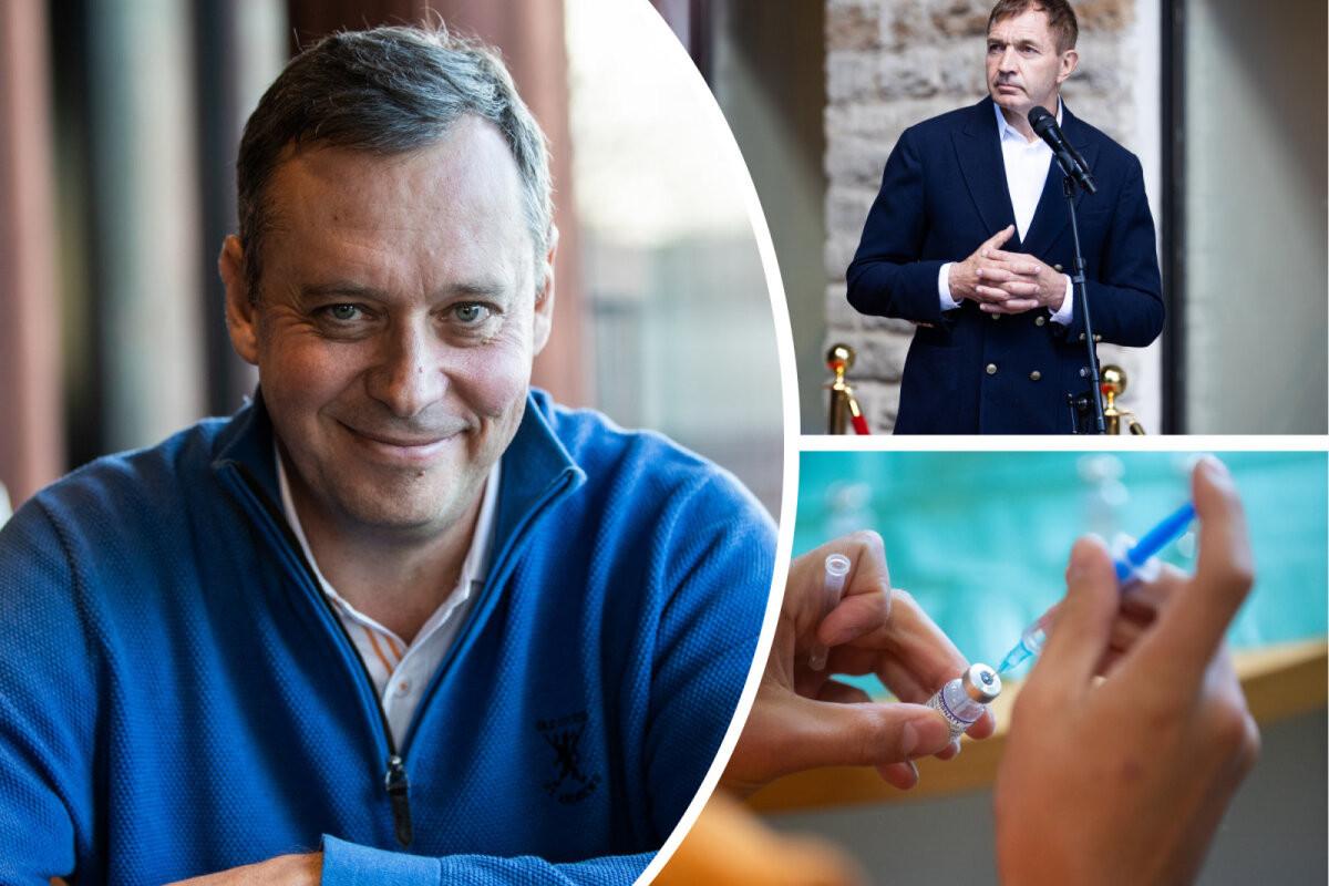Gunnar Kobin: miks Eesti vaktsineerimisprogramm on ebaõnnestunud?