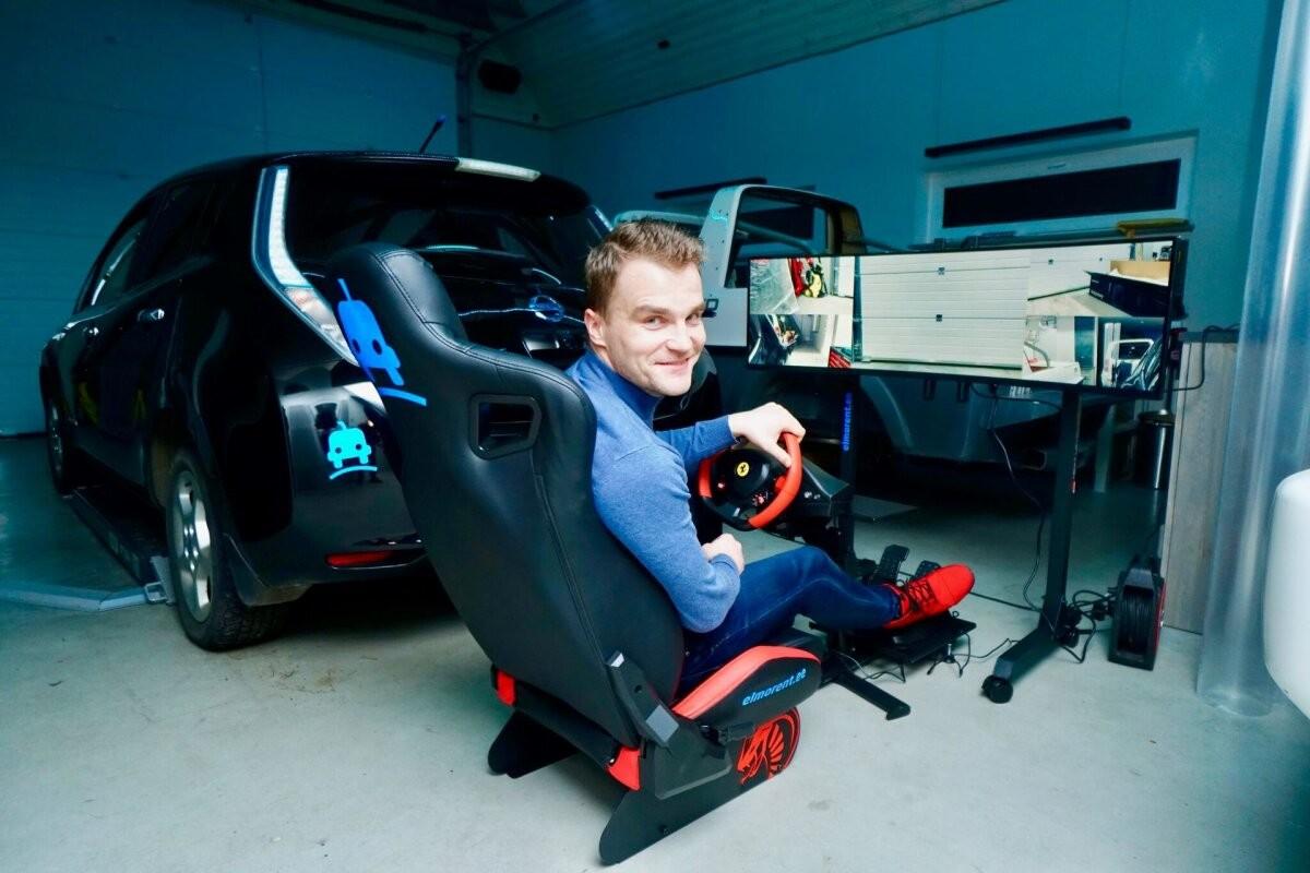 Kaugjuhitavat autot arendav Eesti IT-firma: tegu on autorendi ajastu lõpuga