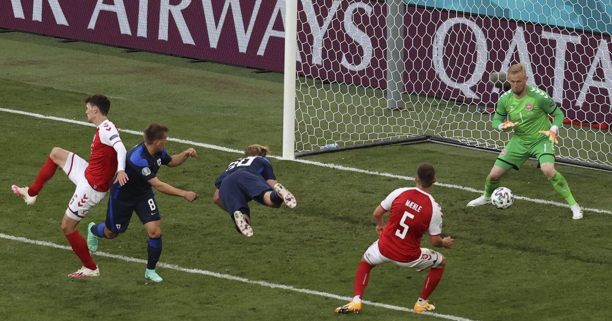 Soome tõrjus penalti ning juhib emotsionaalses kohtumises Taani vastu