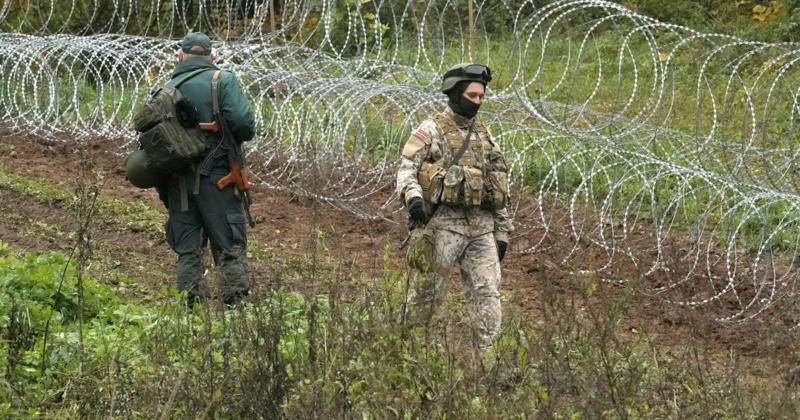 Läti ei lasknud ebaseaduslikult üle Valgevene piiri tulla 24 migrandil