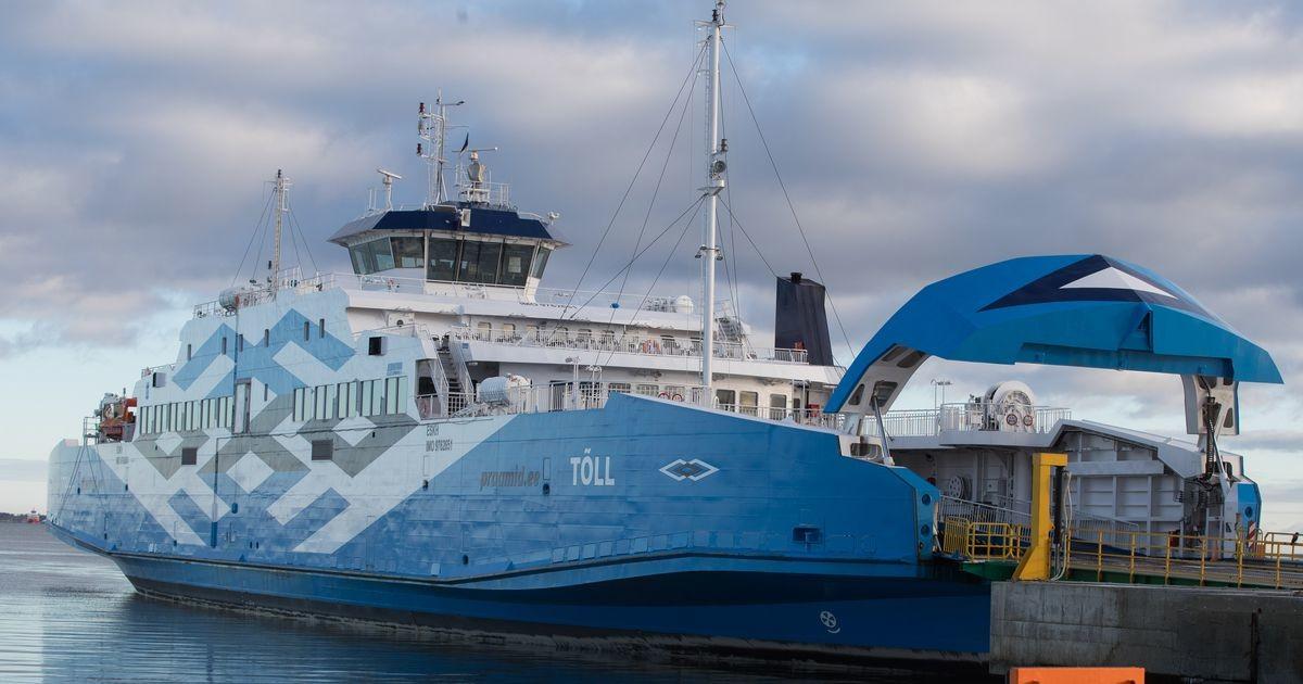Parvlaeval Tõll laevapere liige andis positiivse kooroonatesti