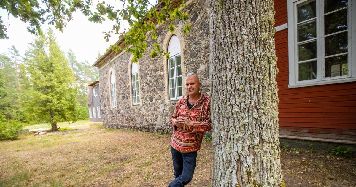 Aastateks unustusse vajunud Uulu kirik avab taas uksed