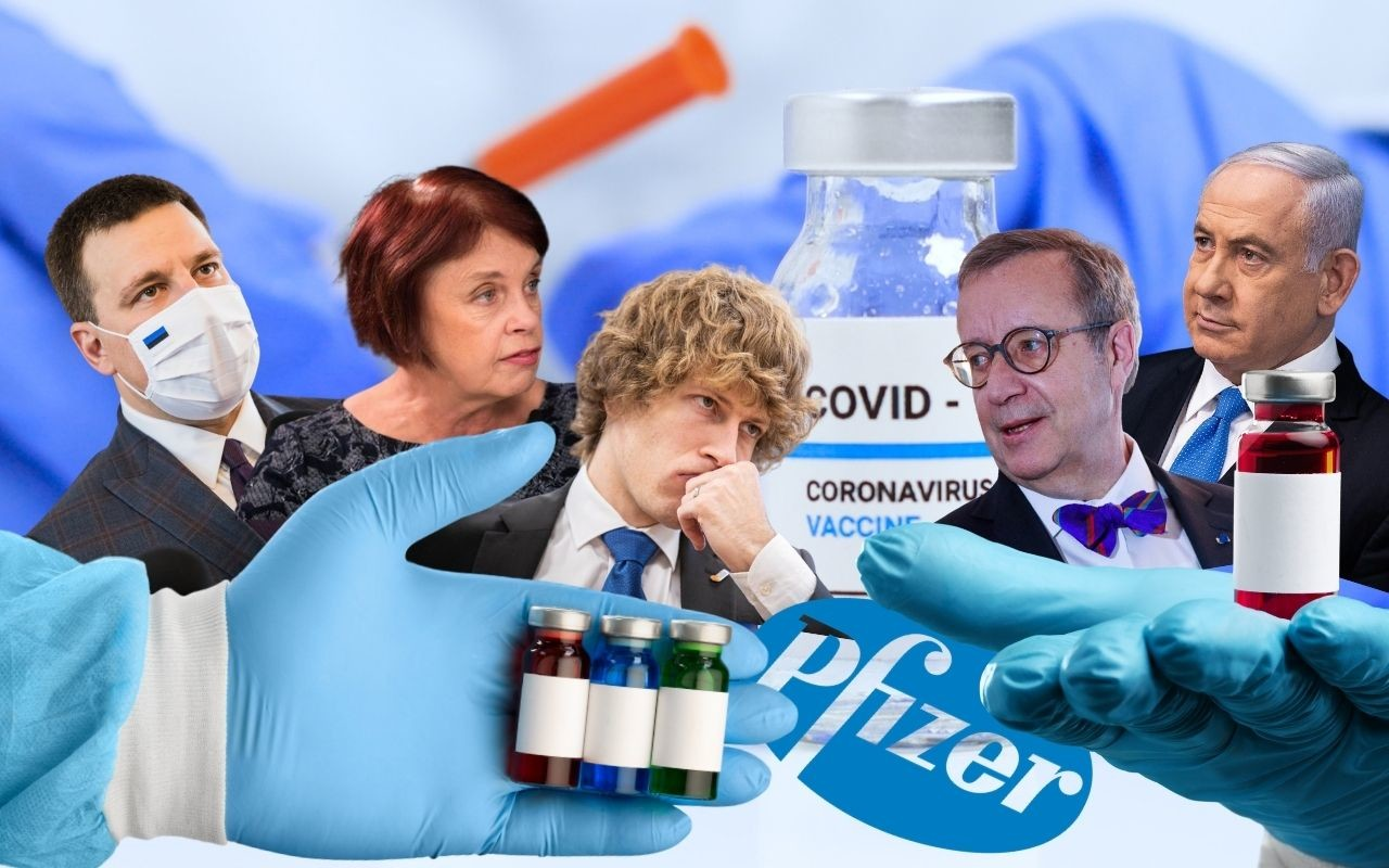Suur skandaal, 1 osa: Eestist pidi saama Pfizeri peamine inimkatsete labor – kas Lutsar, Kiik, Ratas jt on kurjategijad?
