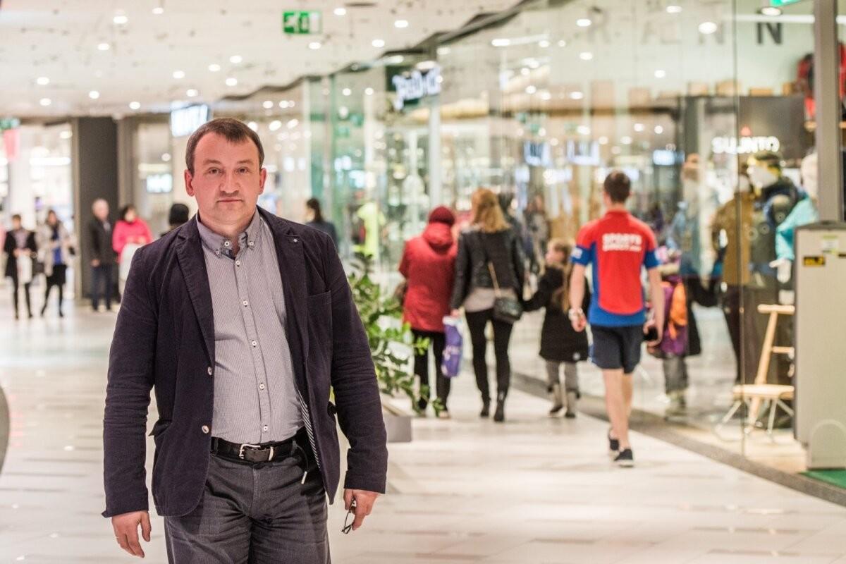 Pärnits: kaubanduskeskuste lahti jätmine oli õige otsus. Palun tulge kaubanduskeskustesse maskiga!