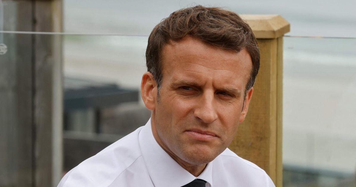 Kas Macron lahkub Malist?