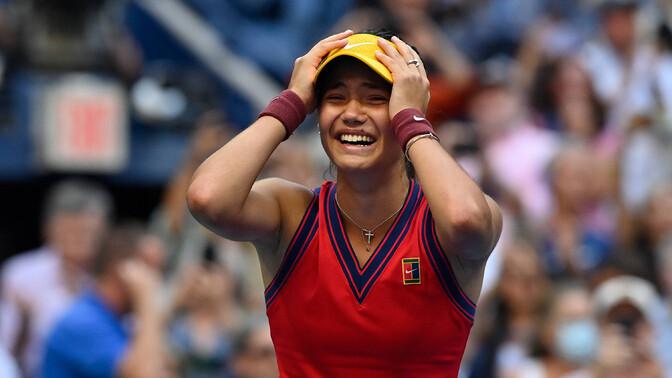 Raducanu: US Openi võit ei ole mulle veel kohale jõudnud