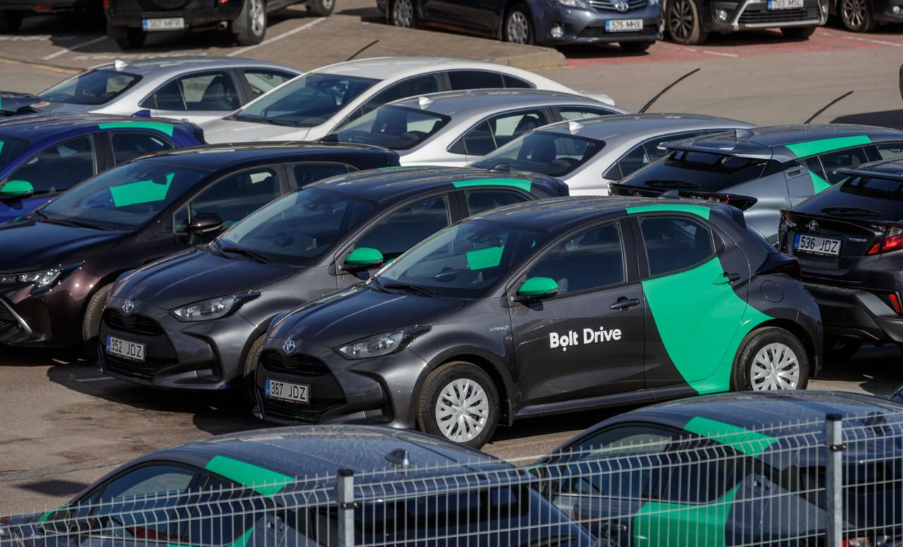 Bolti tootearendusjuht: rendiäri toimib ainult siis, kui autosid on piisavalt ja teenus on mugav