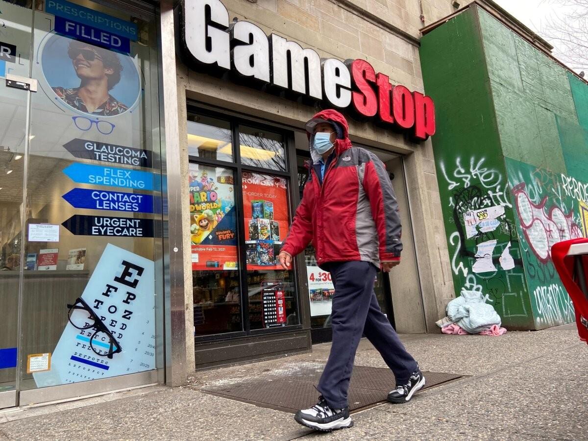 GameStop tõmbas eestlased korralikult käima