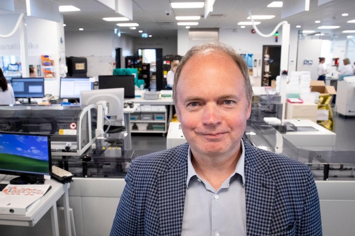 Presidendi tunnustatud Synlabi juht Rainar Aamisepp: erameditsiini läks vaja