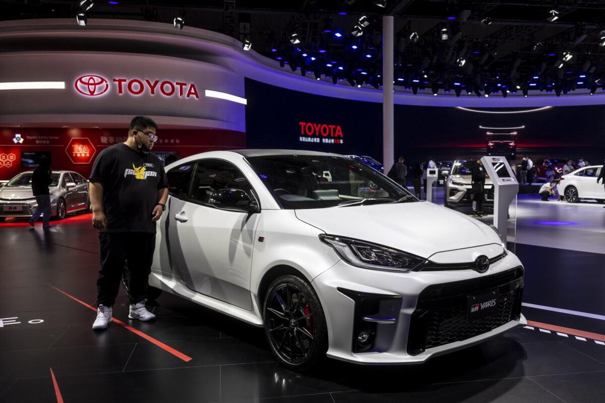 Toyota Yaris tungis Eesti uute sõiduautode müügitippude sekka