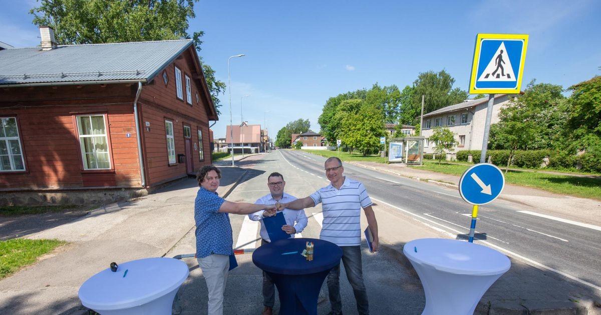 Toetusena saadud miljonid eurod on aidanud linnal teetööde hulka neljakordistada