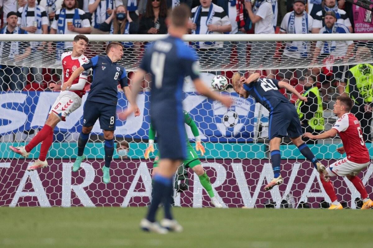 OTSEBLOGI   Teadvusetult kokku kukkunud ja haiglasse viidud Taani koondise staar soovis, et mäng Soomega jätkuks