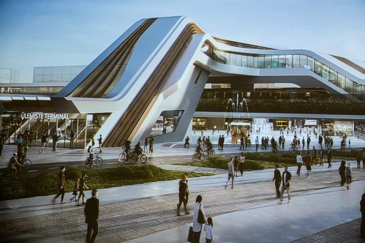 Svet: Rail Balticu terminali ehitus peab arvestama naabrite huvidega