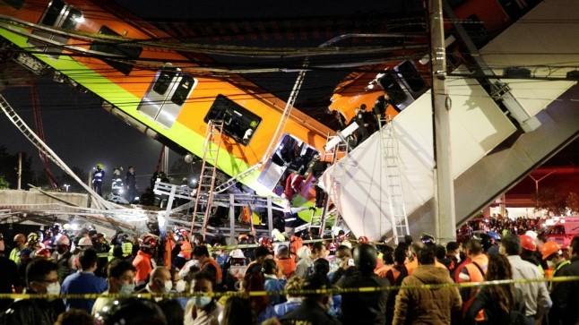 VIDEOD | Mehhiko pealinnas varises kokku metrooviadukt, hukkus vähemalt 23 inimest