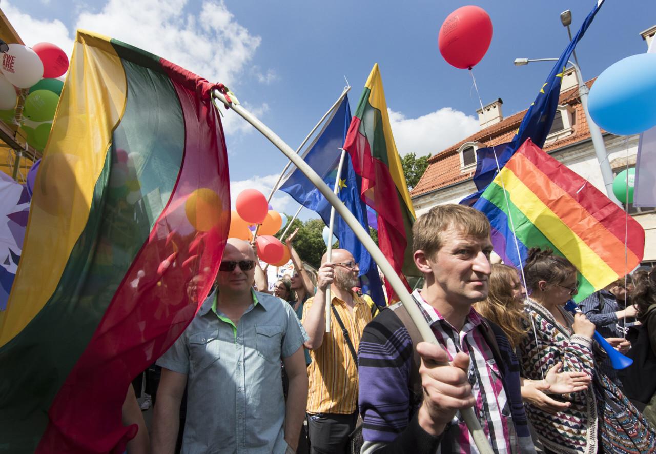 Kaunase linnavalitsus ei andnud seksuaalvähemuste rongkäigule luba