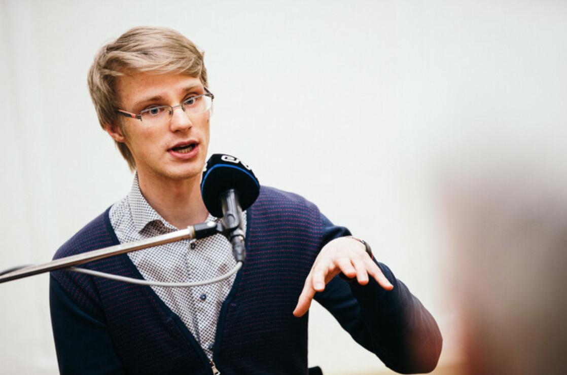 Helilooja Rasmus Puur: meil on massiivne alandlikkuse ja tänulikkuse defitsiit, headuse defitsiit