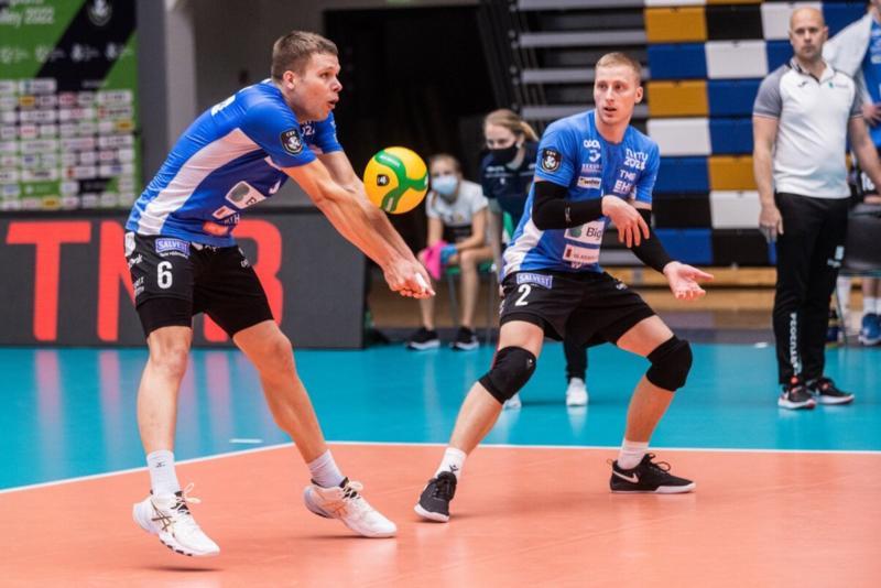 Võrkpalli Balti liiga nädalavahetus toob kaks Eesti klubide vastasseisu
