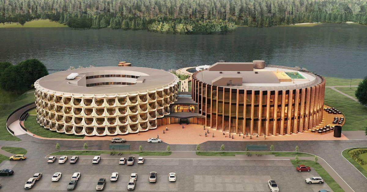 Arendajad soovivad spaahotelli valmimise tähtaega kaks aastat edasi lükata