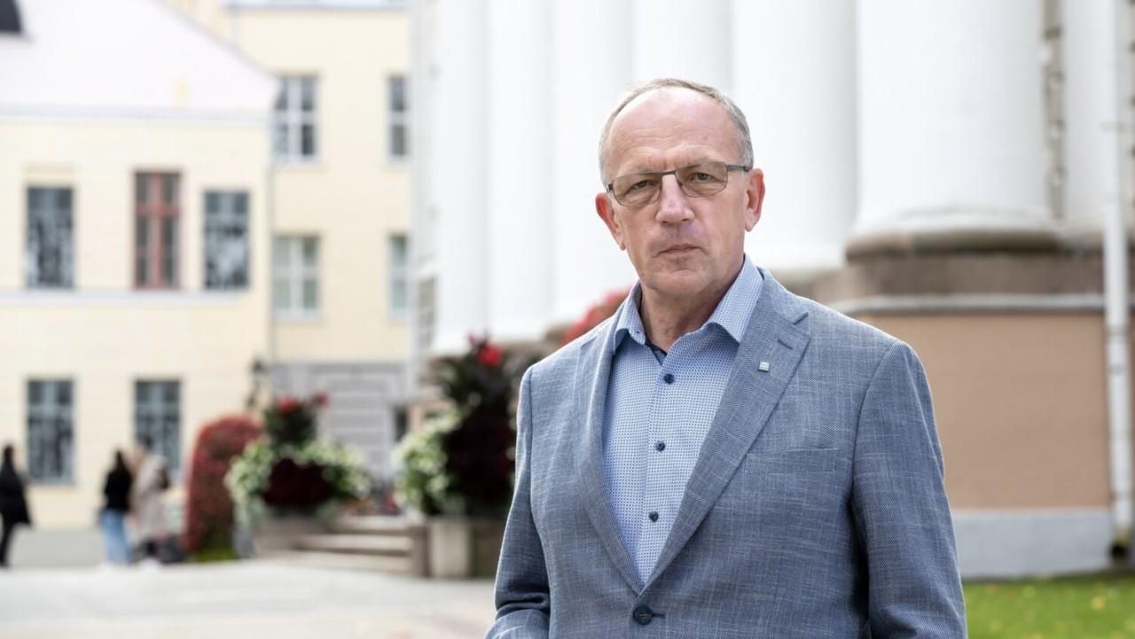 Tartu Ülikooli rektor Toomas Asser: on aeg asendada vaktsineerimiskampaaniad inimeste isikliku nõustamisega