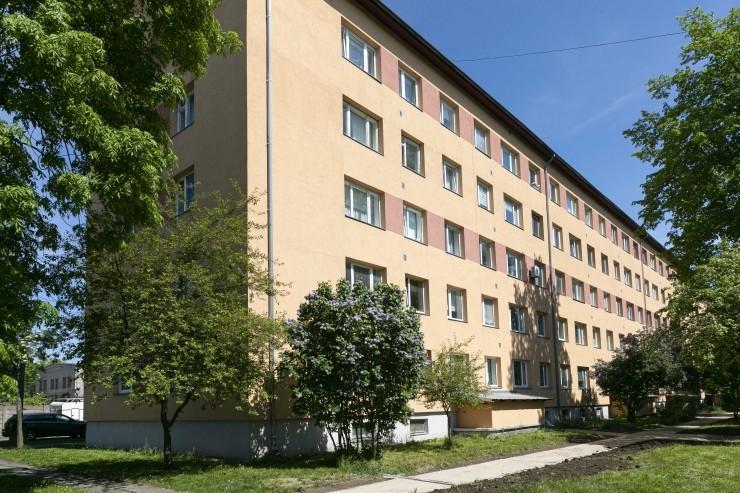 Tallinna korteriühistud saavad hooviala korrastada linna toel