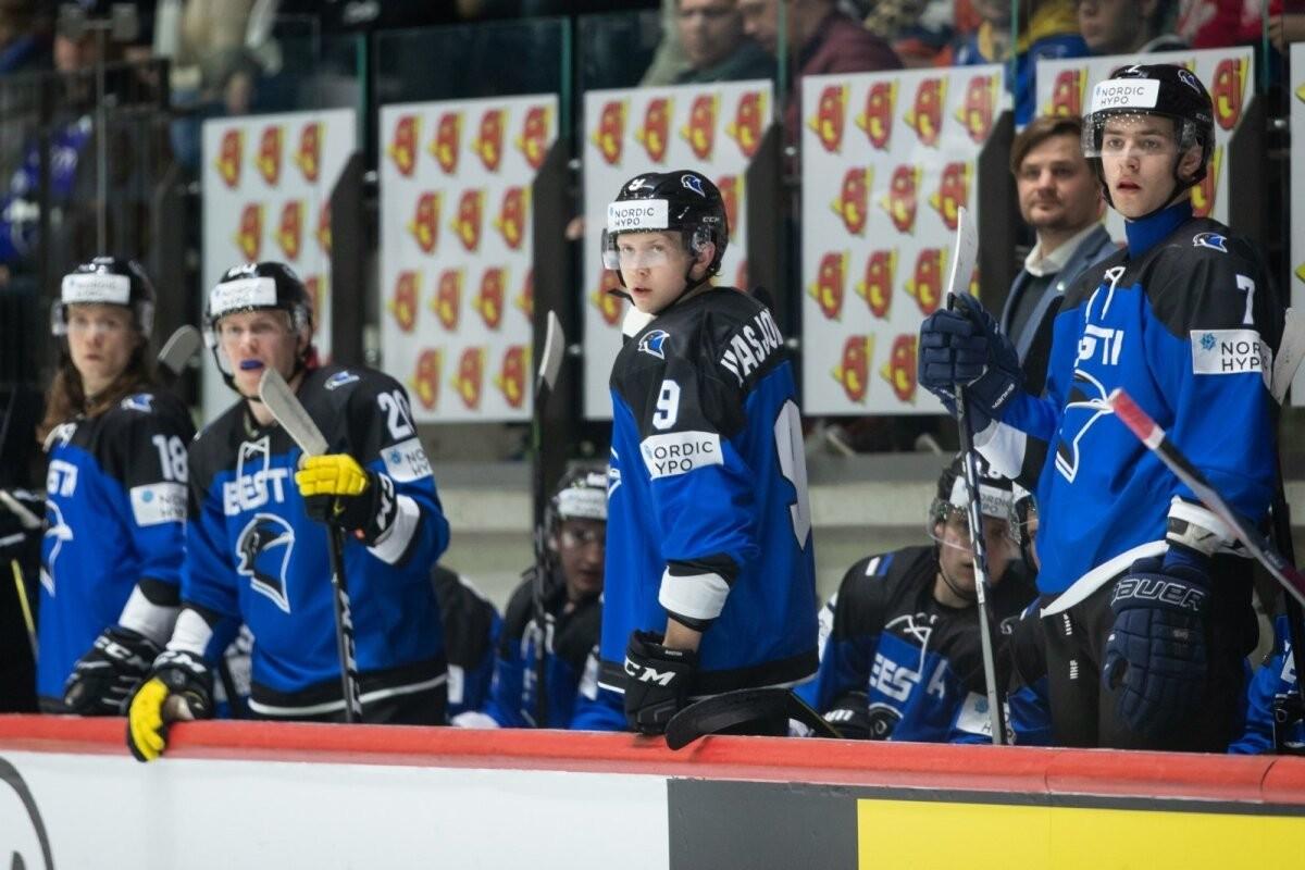Teinegi Eesti hokikoondislane siirdub KHL-i klubisse