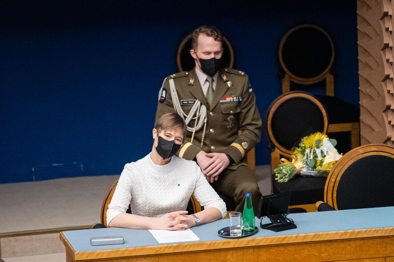 Uus valitsuskoalitsioon on siiski president Kaljulaidi osas kokku leppinud?