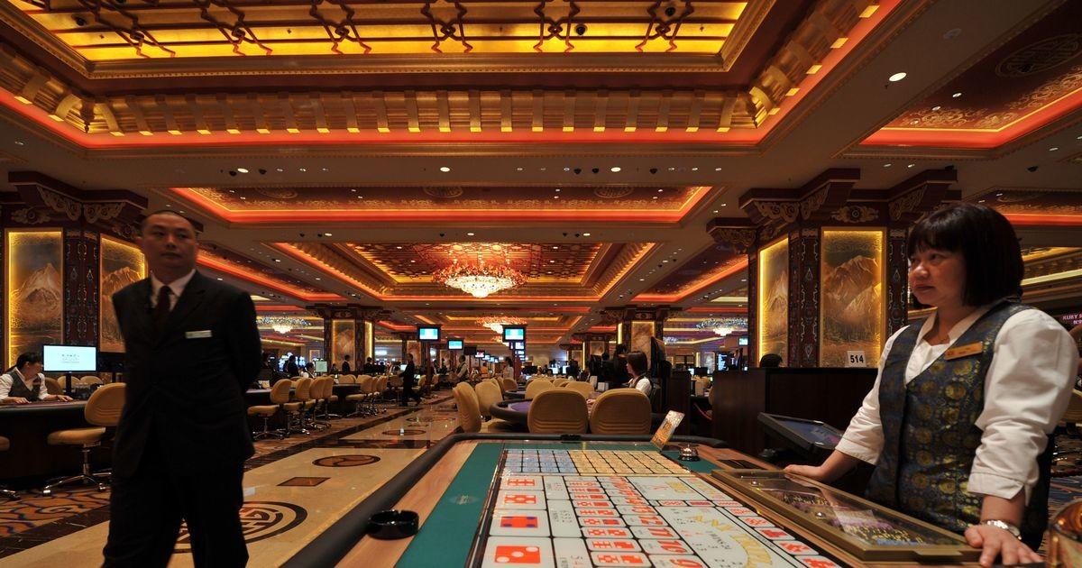 Hiina korraldas Macau kasiinode investoritele kalli üllatuse