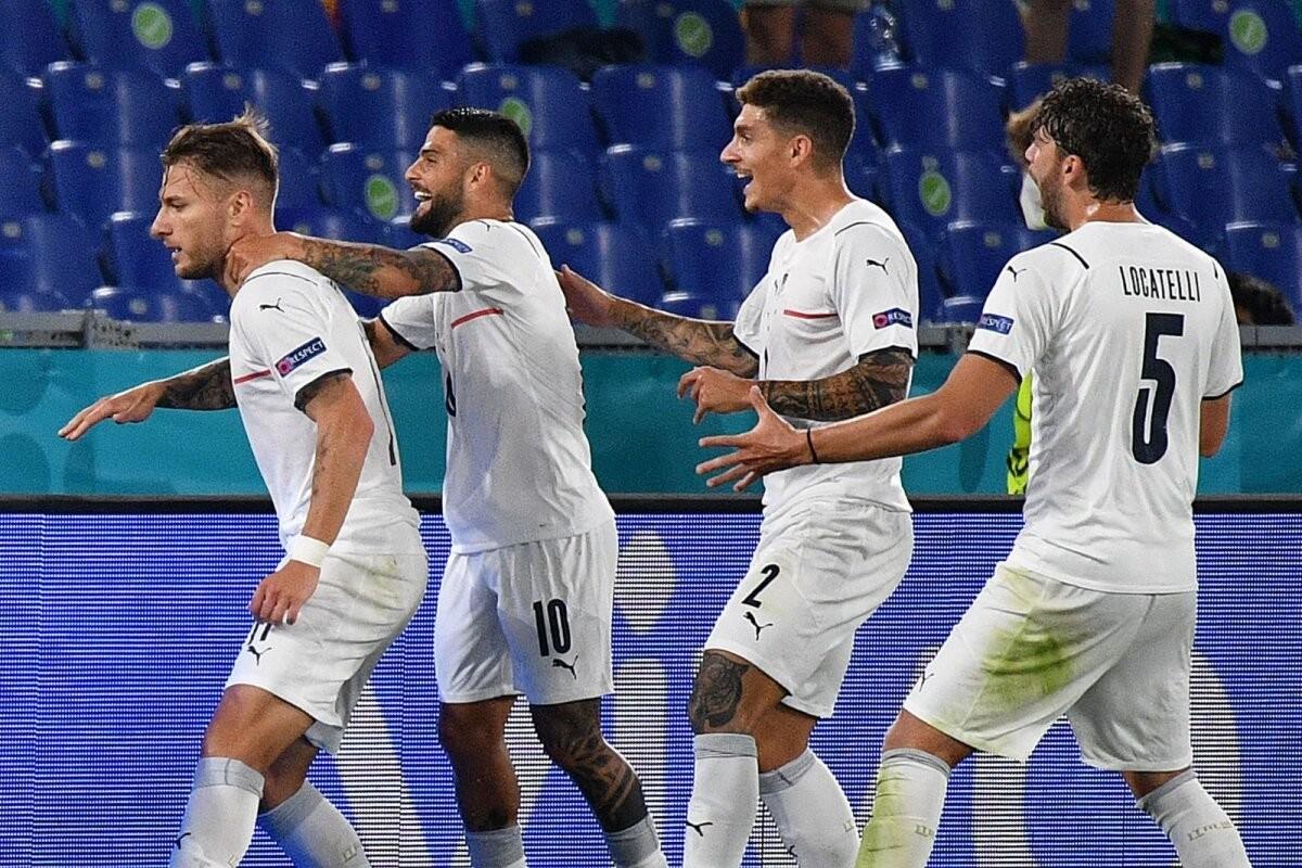 BLOGI   Jalgpalli EM-i avapauk on tehtud: Itaalia näitas Türgi vastu võimu