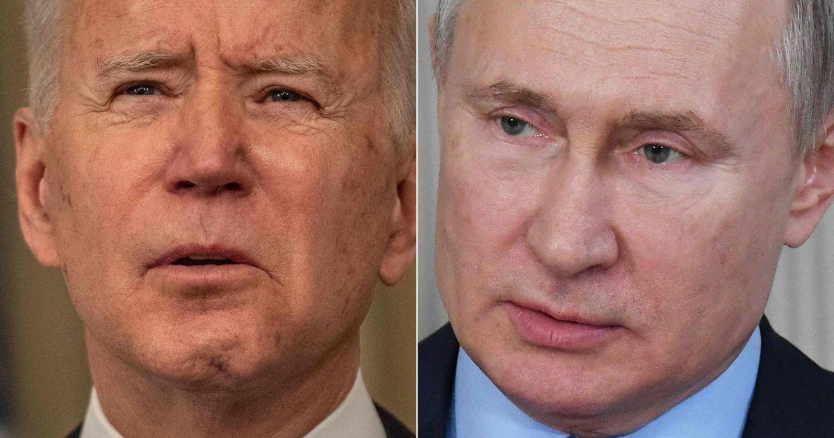 Biden «ootab ja loodab» kohtuda Putiniga juunis