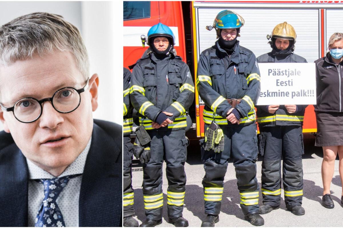 PÄEVA TEEMA | Janek Mäggi: inimestele tuleb maksta nii vähe palka kui võimalik, siis toimib hästi nii riik kui firma