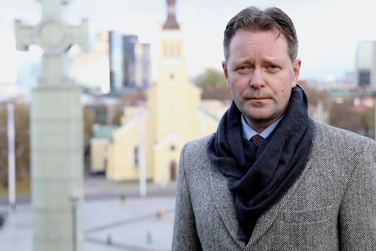 KUTSE MEELEAVALDUSELE ⟩ Markus Järvi: vabaduse eest tuleb seista hoolimata valitsuse käskudest ja keeldudest