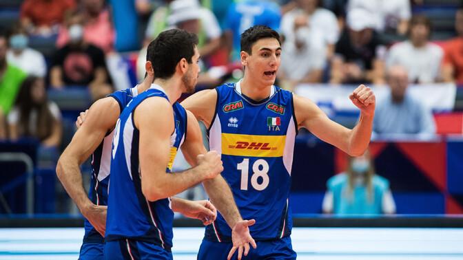 Kuuekordne Euroopa meister marssis võrkpalli EM-il kindlalt poolfinaali