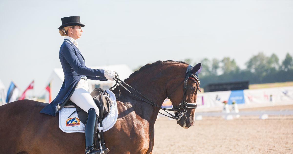 Eesti ratsutaja on lähedal pääsemaks Tokyo olümpiale