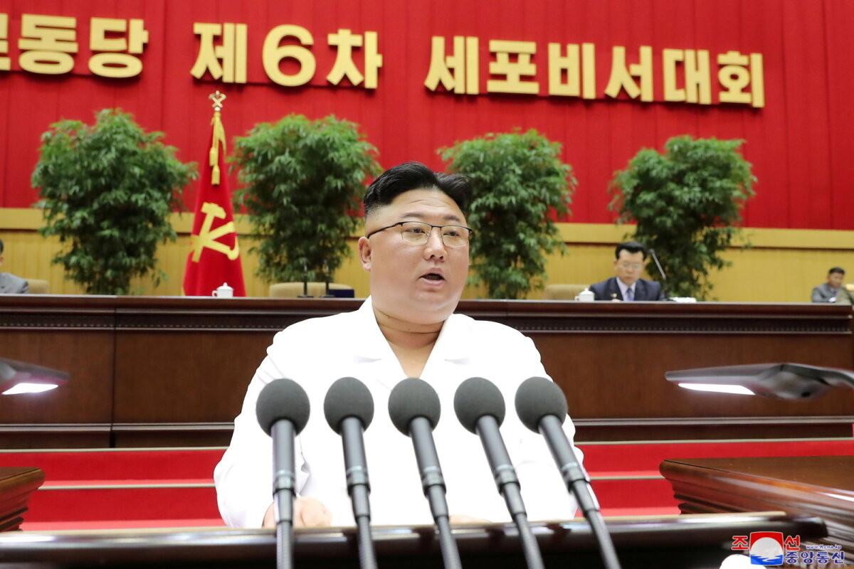 Kim Jong-un hoiatas rängima majanduskriisi eest Põhja-Koreas