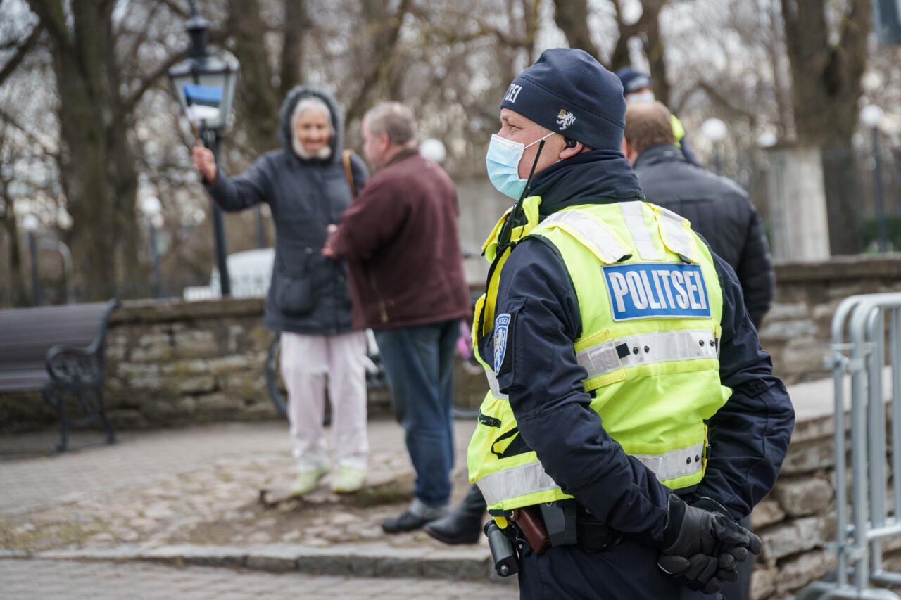 Politsei jätkab udujuttu ohuhinnangust