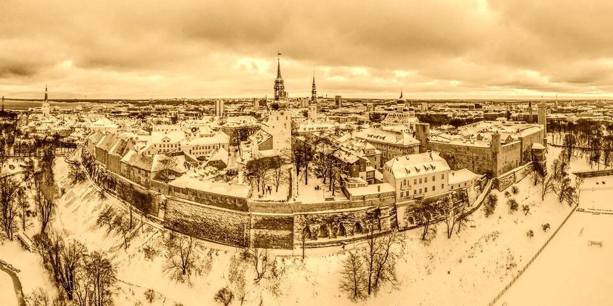 Libedate tänavatega hädas Tallinna linnavalitsus tellis appi Sahara liiva