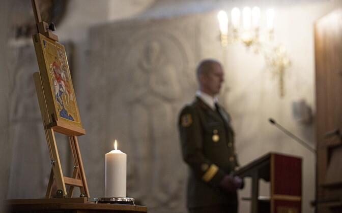 Kirikute nõukogu lubab kaplanite koondamisel NATO-st abi küsida