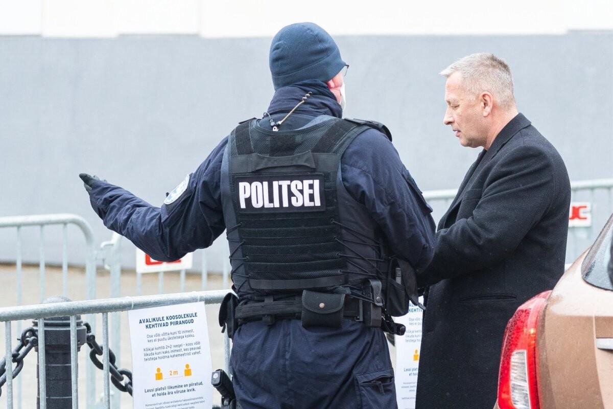 """Rahvasaadikute kritiseeritud """"politseiriigi seadus"""" on kehtinud juba eelmisest aastast. Nad ise kiitsid selle heaks"""