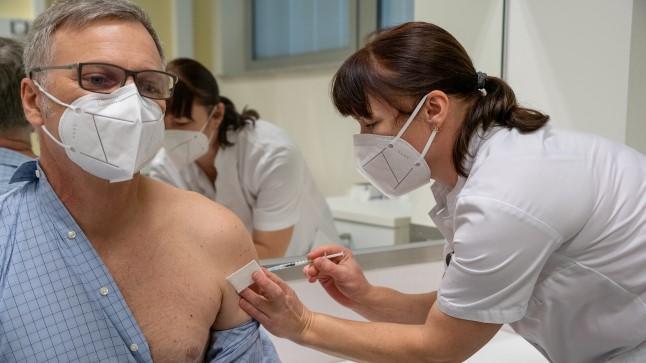 Talving: PERHis on intensiivravi vajanud vaid üks vaktsineeritud inimene